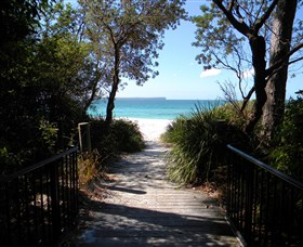 Greenfields Beach - Accommodation Melbourne