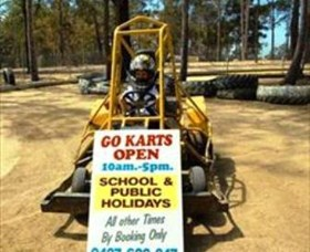 GTS Dirt Karts - Accommodation Melbourne