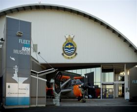 Fleet Air Arm Museum - Accommodation Melbourne