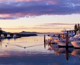 Bermagui Fishermens Wharf - Accommodation Melbourne