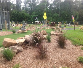 The Cove Miniature Golf Course - Accommodation Melbourne