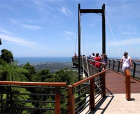 Sealy Lookout - Accommodation Melbourne