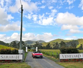 Sarabah Estate Vineyard - Accommodation Melbourne
