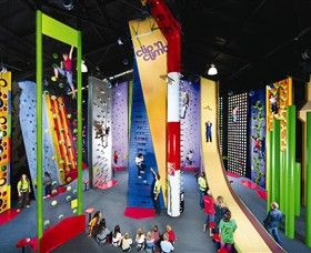 Clip 'N Climb Melbourne - Accommodation Melbourne