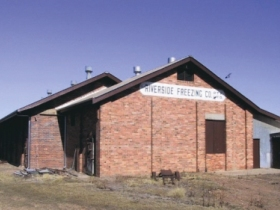 Riverside Freezing Works and Rabbit Factory - Accommodation Melbourne