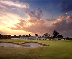 Kingston Heath Golf Club - Accommodation Melbourne