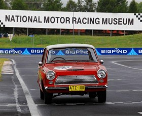 National Motor Racing Museum - Accommodation Melbourne