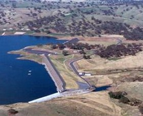Chifley Dam - Accommodation Melbourne