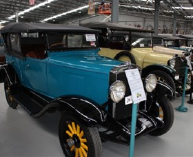 National Transport Museum - Accommodation Melbourne