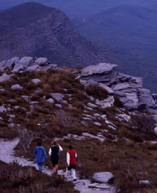 Bluff Knoll Stirling Range National Park - Accommodation Melbourne