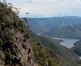 Landers Falls Lookout - Accommodation Melbourne