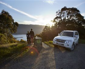 Aberfeldy Four Wheel Drive Track - Accommodation Melbourne