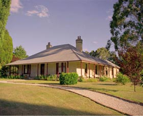 Eskbank House and Museum - Accommodation Melbourne
