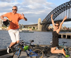 Bikebuffs - Sydney Bicycle Tours - Accommodation Melbourne