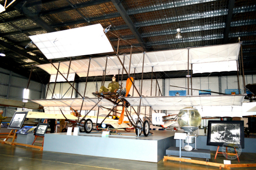 Australian Army Flying Museum - Accommodation Melbourne