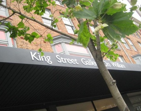 King Street Gallery on William - Accommodation Melbourne