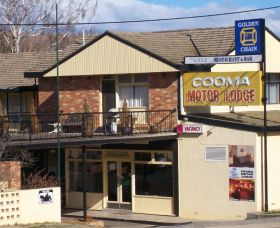 Cooma Motor Lodge Coach Tours - Accommodation Melbourne