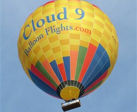 Cloud 9 Balloon Flights - Accommodation Melbourne
