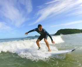 Central Coast Surf School - Accommodation Melbourne