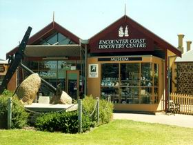 Encounter Coast Discovery Centre and The Old Customs and Station Masters House - Accommodation Melbourne