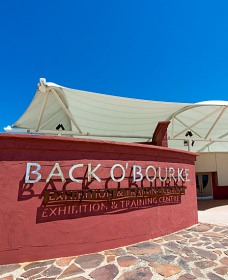 Back O Bourke Exhibition Centre - Accommodation Melbourne