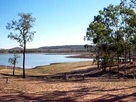 Theresa Creek Dam - Accommodation Melbourne