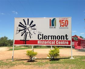 Clermont Historical Centre - Accommodation Melbourne