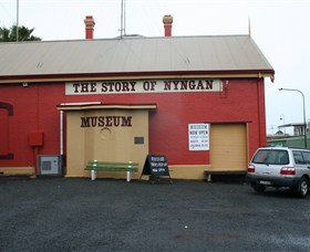 Nyngan Museum - Accommodation Melbourne