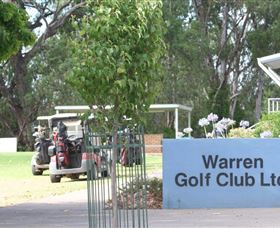 Warren Golf Club - Accommodation Melbourne