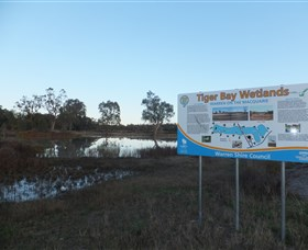 Tiger Bay Wetlands - Accommodation Melbourne