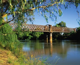 Narrandera Rail Bridge - Accommodation Melbourne