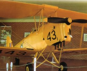 Tiger Moth Memorial - Accommodation Melbourne