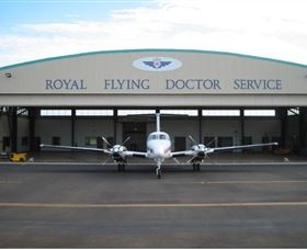 Royal Flying Doctor Service Dubbo Base Education Centre Dubbo - Accommodation Melbourne