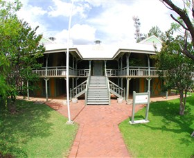 Moree Lands Office Historical Building - Accommodation Melbourne