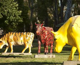 Greater Shepparton's Moooving Art - Accommodation Melbourne