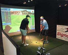 GolfTec - Accommodation Melbourne