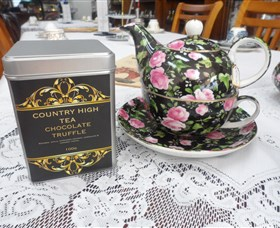 Country High Tea - Accommodation Melbourne