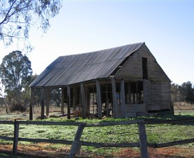 Cobb and Co Stables Morven - Accommodation Melbourne