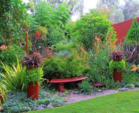 Out of Town Nursery and Humming Garden - Accommodation Melbourne