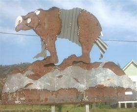 Diprotodon Drive - Tamber Springs - Accommodation Melbourne