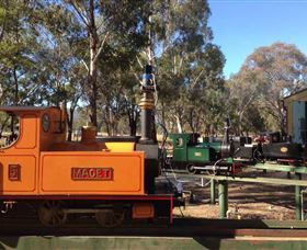 Mudgee Miniature Railway - Accommodation Melbourne