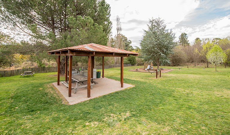 Bill Lyle Reserve picnic area - Accommodation Melbourne