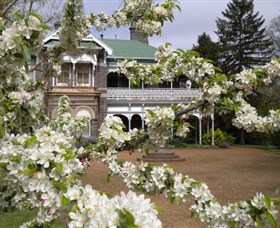 Saumarez Homestead - Accommodation Melbourne