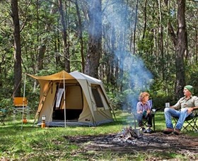 Old Ford Reserve - Accommodation Melbourne