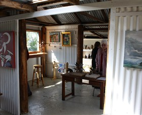 Tin Shed Gallery - Accommodation Melbourne