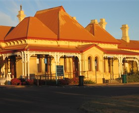 Armidale Railway Museum - Accommodation Melbourne