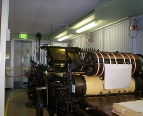 Queanbeyan Printing Museum - Accommodation Melbourne