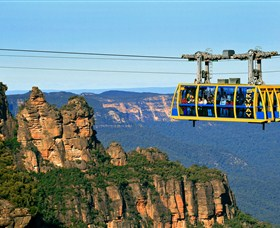 Greater Blue Mountains Drive - Blue Mountains Discovery Trail - Accommodation Melbourne