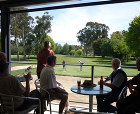 Queanbeyan Golf Club - Accommodation Melbourne