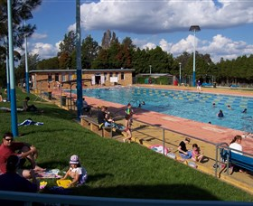 Goulburn Aquatic and Leisure Centre - Accommodation Melbourne